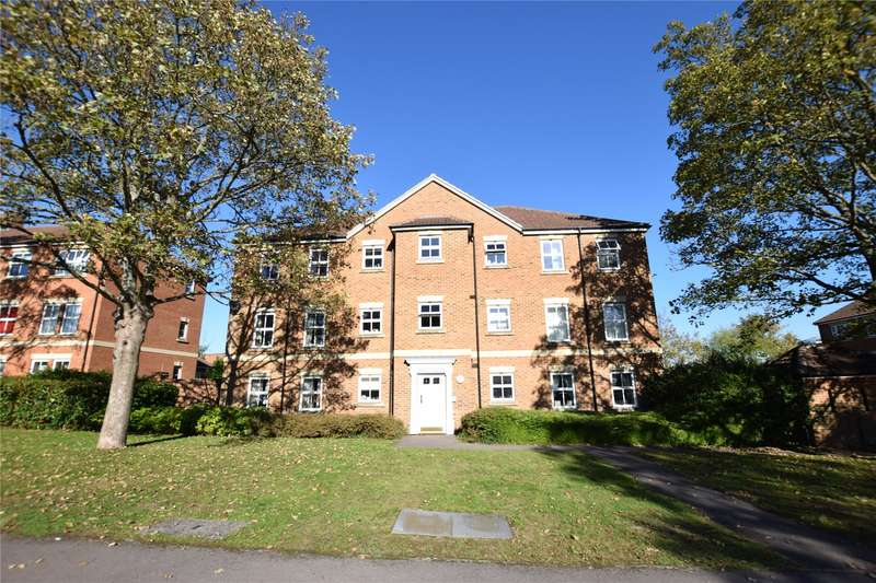 2 Bedrooms Apartment Flat for sale in Kenley House, Sycamore Rise, Bracknell, Berkshire, RG12