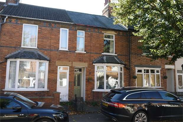 3 Bedrooms Terraced House for sale in Bath Street, Market Harborough, Leicestershire