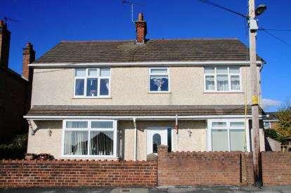 House for sale in Spon Green, Buckley, Flintshire, CH7