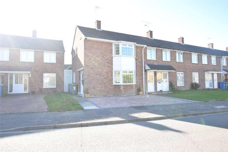 2 Bedrooms End Of Terrace House for sale in Calfridus Way, Bracknell, Berkshire, RG12
