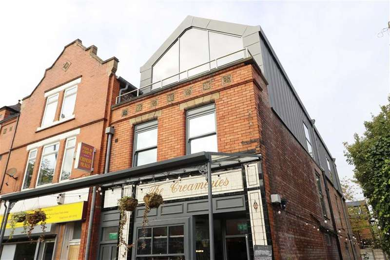 2 Bedrooms Apartment Flat for sale in Wilbraham Road, Chorlton, Manchester, M21