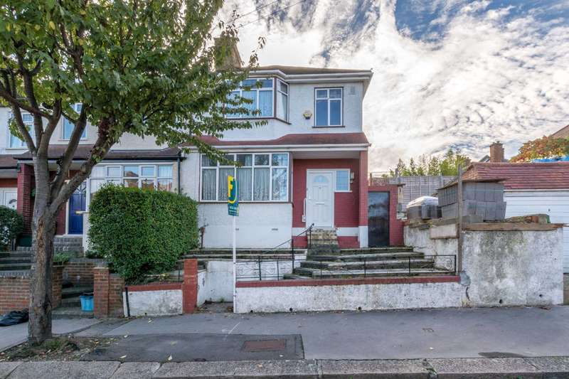 3 Bedrooms End Of Terrace House for sale in Hatch Road, Norbury, SW16