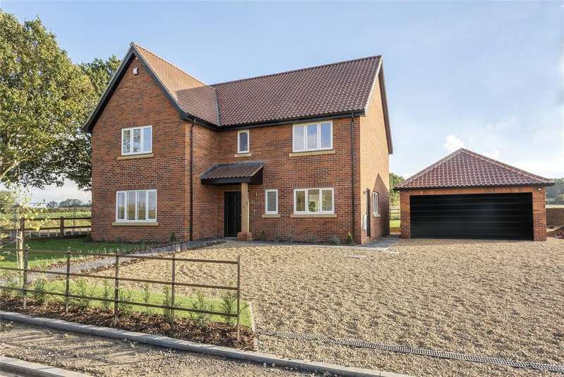 4 Bedrooms Detached House for sale in Plot 1 Mill Meadow, Mill Road, Strumpshaw, Norwich, NR13