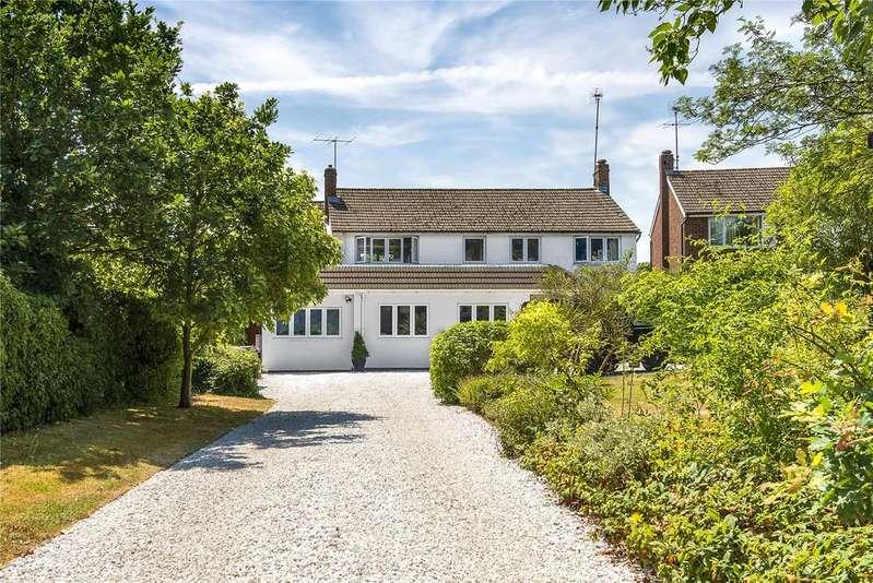 5 Bedrooms Detached House for sale in Baskerville Lane, Shiplake, Henley-on-Thames, Oxfordshire, RG9
