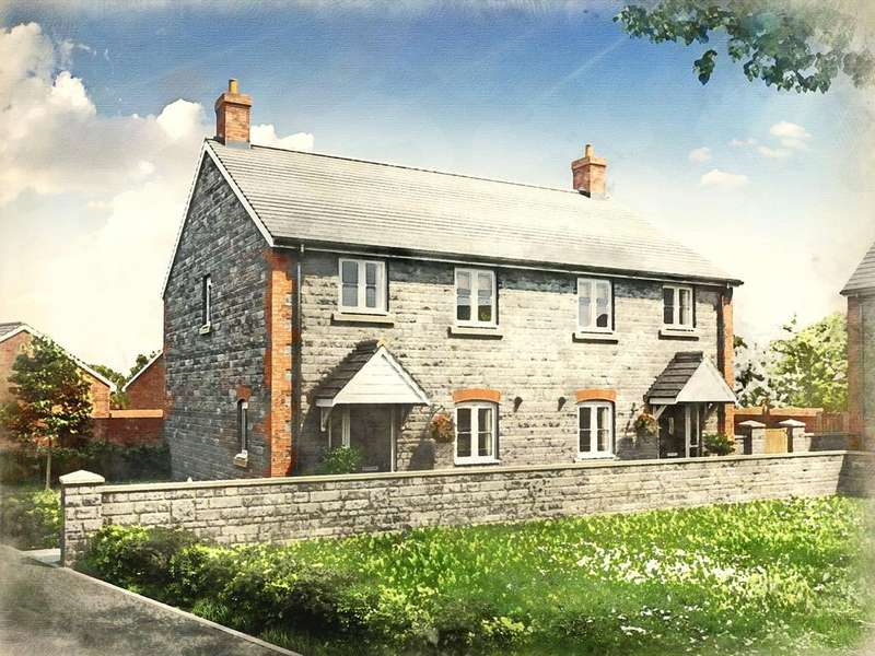 3 Bedrooms Semi Detached House for sale in Bee Meadow, North Road