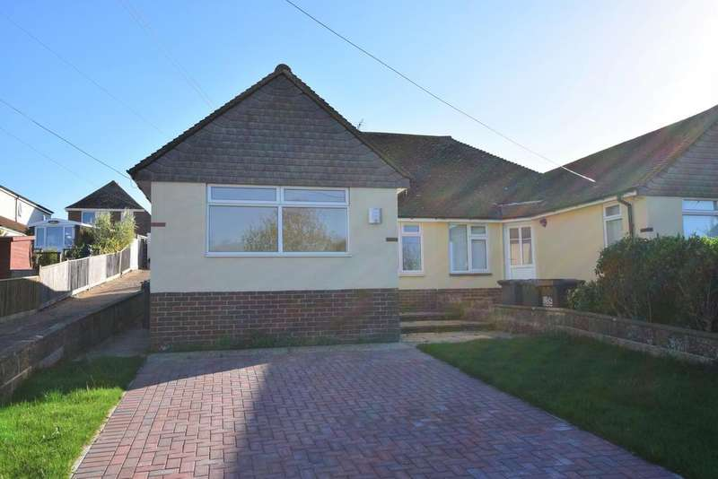 2 Bedrooms Semi Detached Bungalow for sale in Coast Road, Pevensey Bay BN24
