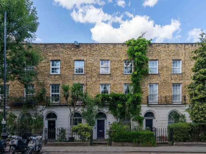 5 Bedrooms Terraced House for sale in LONDON, London, N1