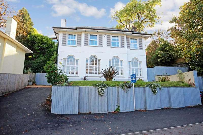 4 Bedrooms Detached House for sale in Prince of Wales Road, BOURNEMOUTH, Dorset