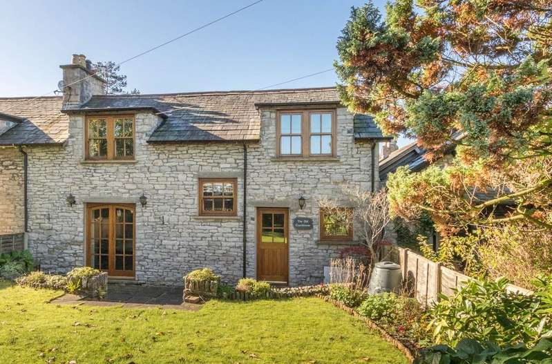 2 Bedrooms Terraced House for sale in The Old Coach House, 47 Burton Road, Kendal