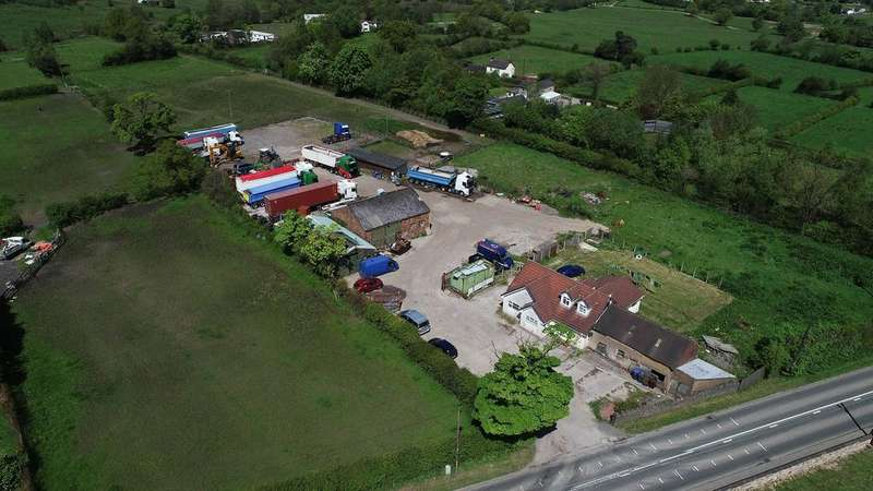 3 Bedrooms Farm Land Commercial for sale in Leek Road, Wetley Rocks, Stoke On Trent, Staffordshire ST9