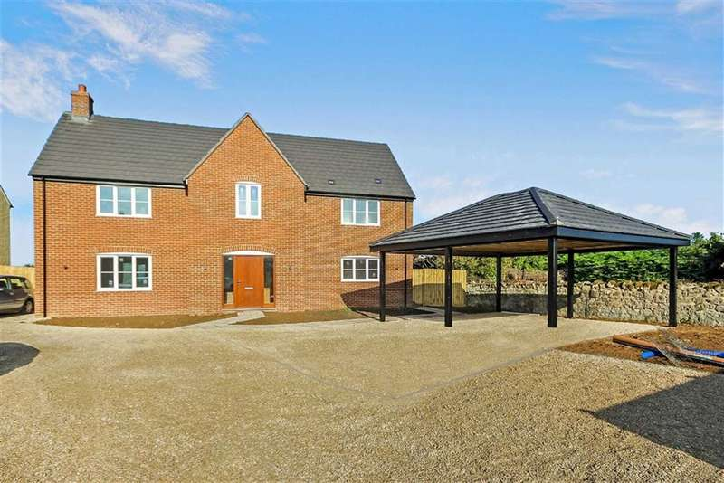 4 Bedrooms Detached House for sale in Greatfield, Royal Wootton Bassett, Wiltshire