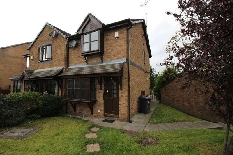 2 Bedrooms Semi Detached House for sale in St. Frances Close, Blackburn, BB1