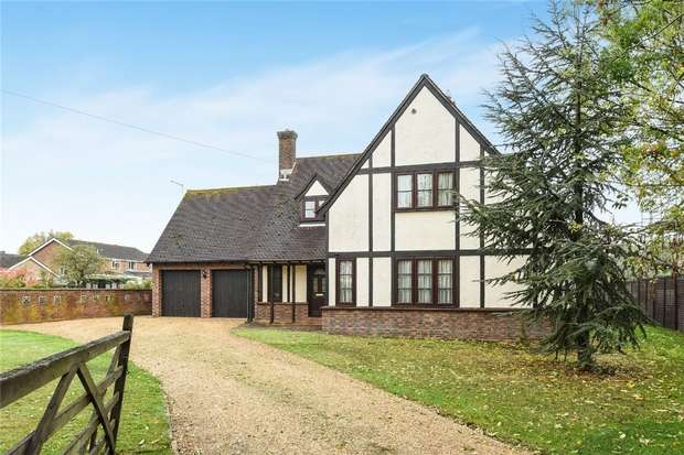 5 Bedrooms Detached House for sale in Northwood Lane, Wilstead, Bedford