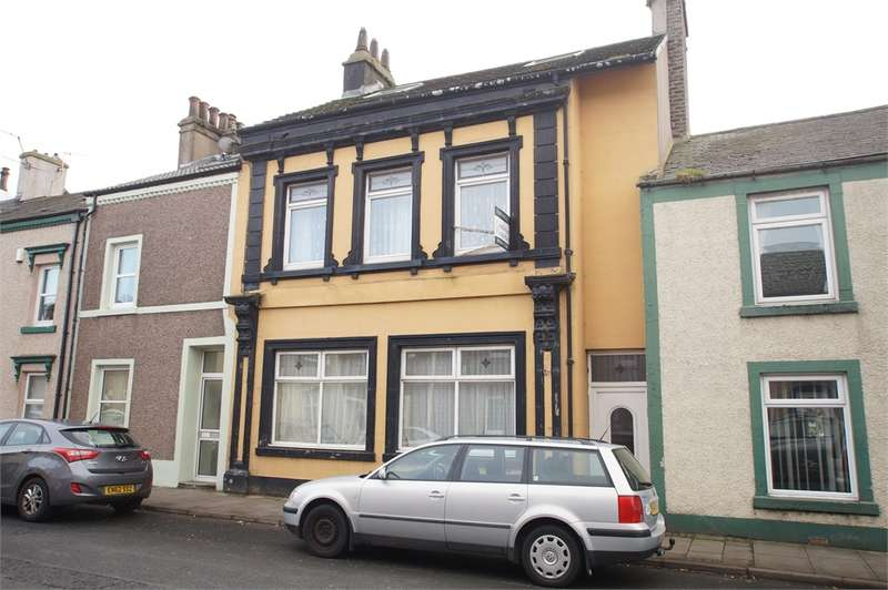 3 Bedrooms Terraced House for sale in CA25 5LG Ennerdale Road, Cleator Moor, Cumbria