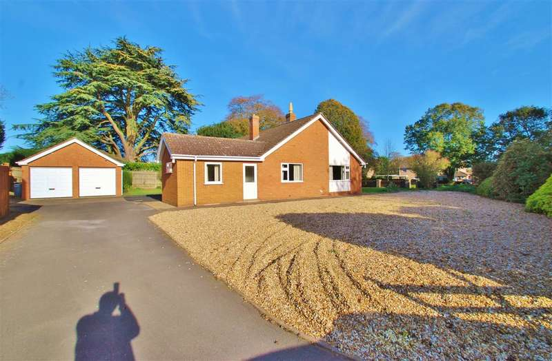 3 Bedrooms Bungalow for sale in Eresby Avenue, Spilsby