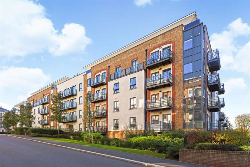 2 Bedrooms Apartment Flat for sale in Apsley House, Holford Way, London
