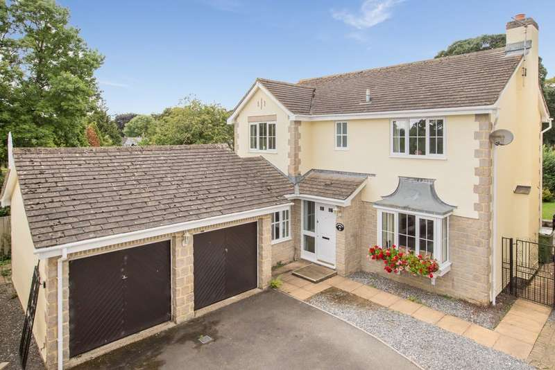 4 Bedrooms Detached House for sale in Tremlett Grove, Ipplepen