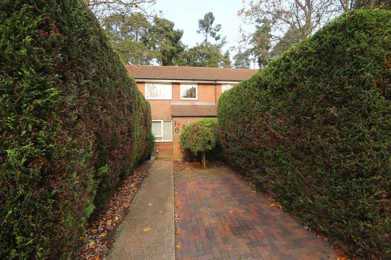 3 Bedrooms Terraced House for sale in Banbury, Bracknell