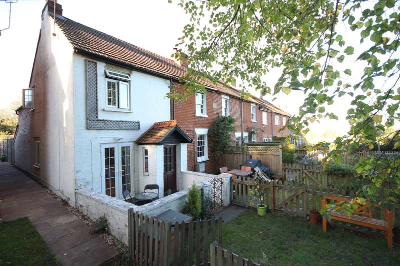 2 Bedrooms End Of Terrace House for sale in Chapel Terrace, Bracknell