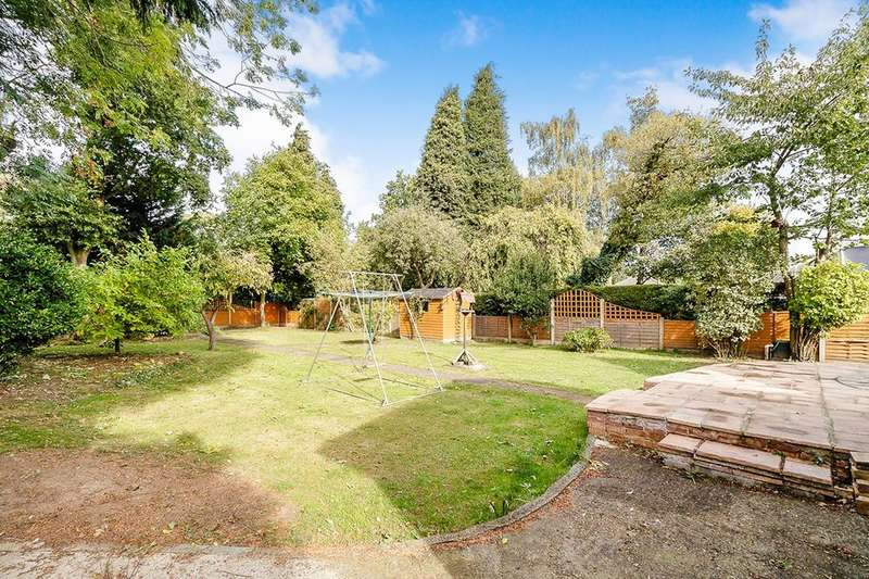 4 Bedrooms Detached Bungalow for sale in New Barn Road, New Barn , DA3