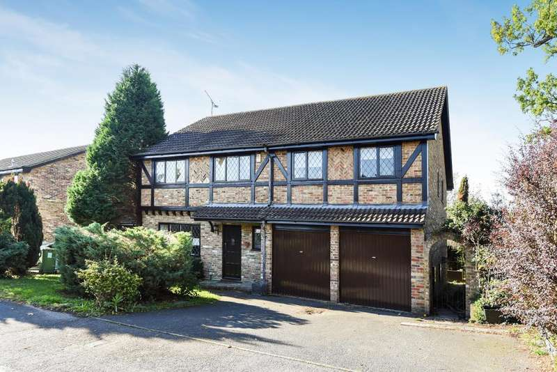 6 Bedrooms Detached House for sale in Setley Way, Bracknell, RG12