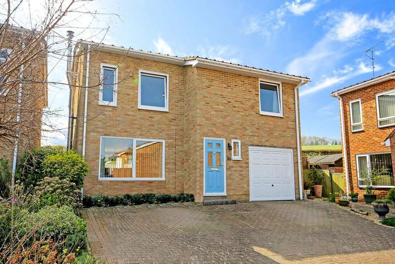 4 Bedrooms Detached House for sale in Dashwood Close, ALTON, Hampshire