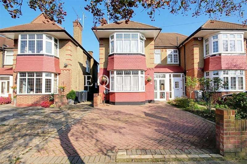 4 Bedrooms Semi Detached House for sale in Kingsfield Drive, Enfield, EN3