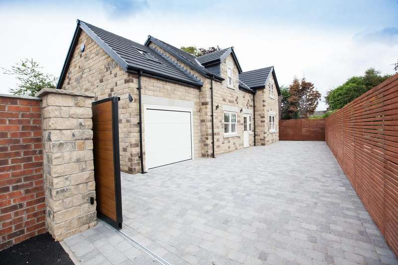 4 Bedrooms Detached House for sale in High Street, Dore, S17