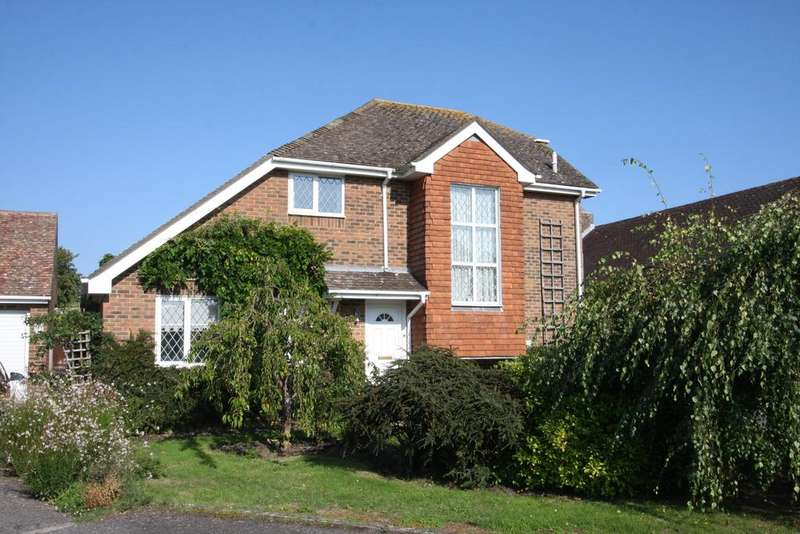 3 Bedrooms Detached House for sale in Sussex Gardens, East Dean BN20