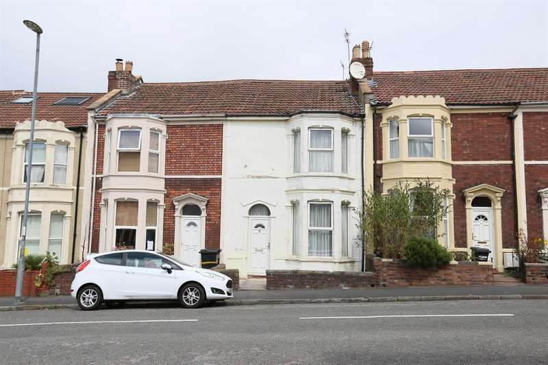 3 Bedrooms Terraced House for sale in Easton, Bristol