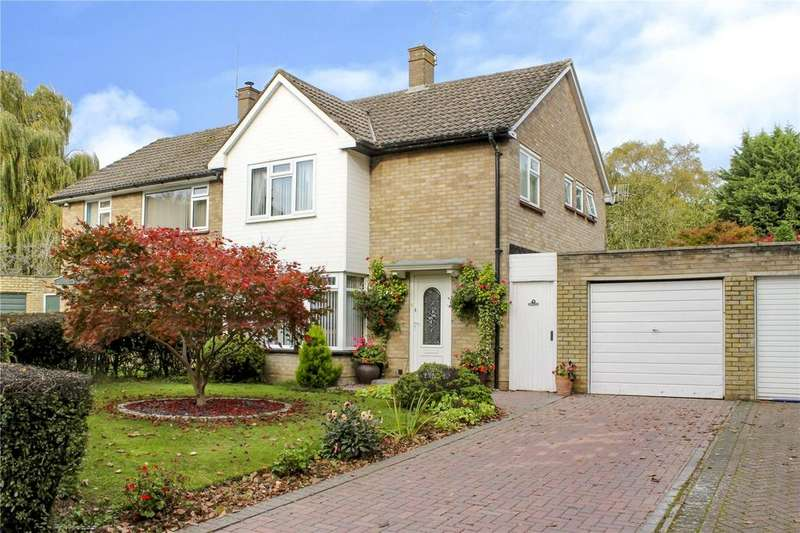 3 Bedrooms Semi Detached House for sale in The Green, Bracknell, Berkshire, RG12
