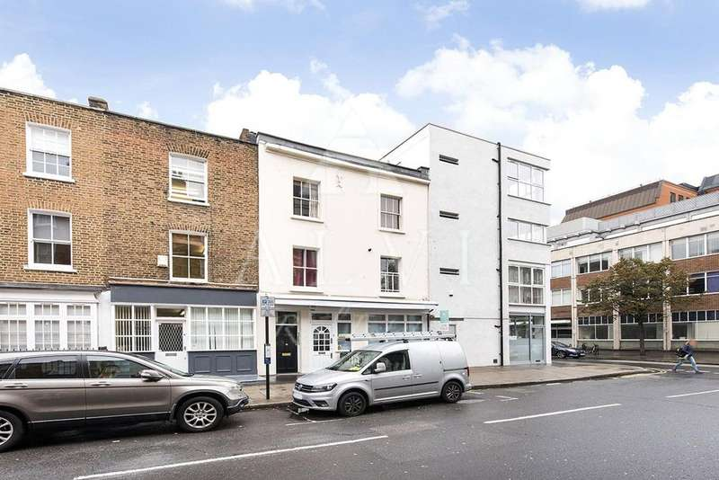 1 Bedroom House for sale in Bell Street, London, NW1