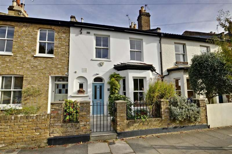 4 Bedrooms House for sale in Priory Road, Chiswick