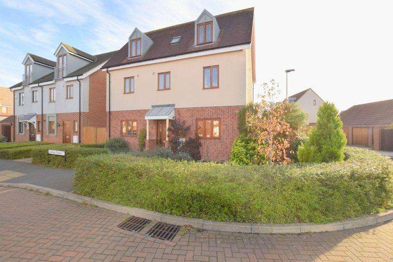 5 Bedrooms Town House for sale in Milton Keynes