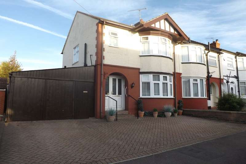 3 Bedrooms Property for sale in Allenby Avenue, Dunstable, LU5