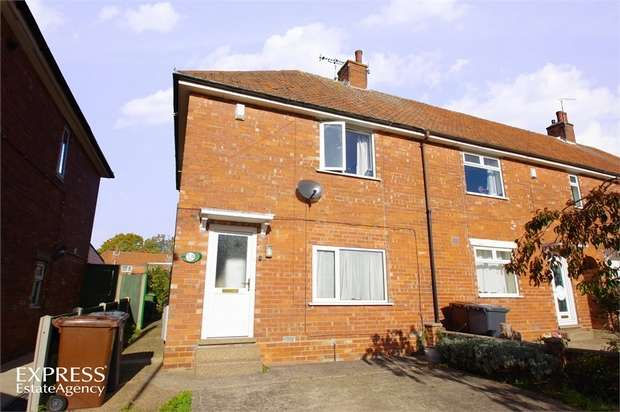 3 Bedrooms Semi Detached House for sale in Marlowe Drive, Lincoln