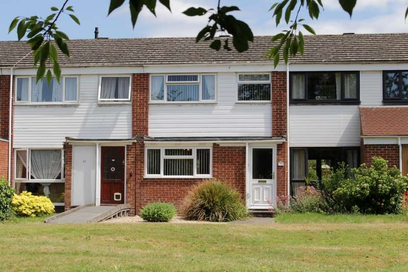 3 Bedrooms Terraced House for sale in Chiltern Walk, Pangbourne, Reading, RG8