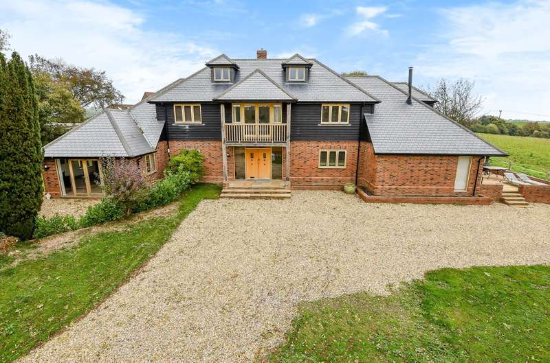 5 Bedrooms Detached House for sale in Fordwater Road, East Lavant, PO18