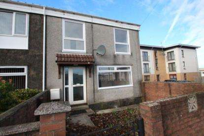 3 Bedrooms End Of Terrace House for sale in Abbotsford Drive, Glenrothes