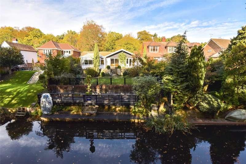 4 Bedrooms Detached Bungalow for sale in Lake Road, Deepcut, Camberley, Surrey, GU16