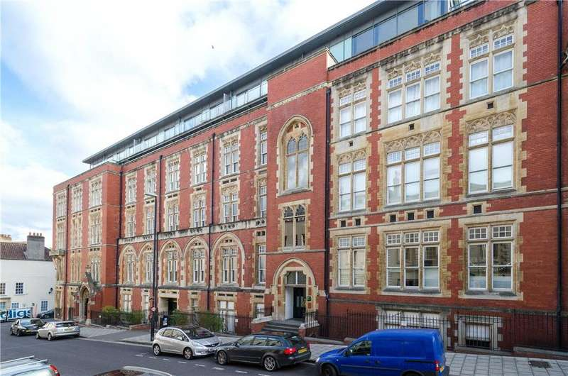 2 Bedrooms Flat for sale in Unity Street, Bristol, BS1