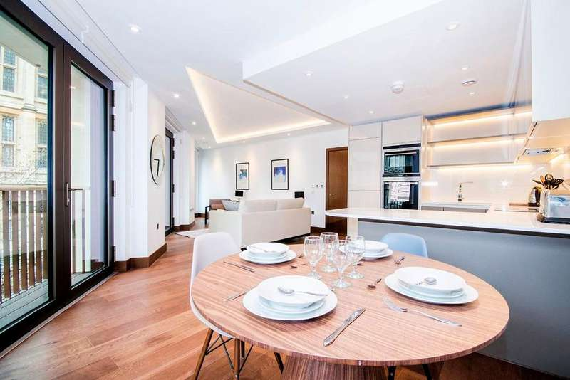 2 Bedrooms Apartment Flat for sale in 133-137, Fetter Lane, London, EC4A