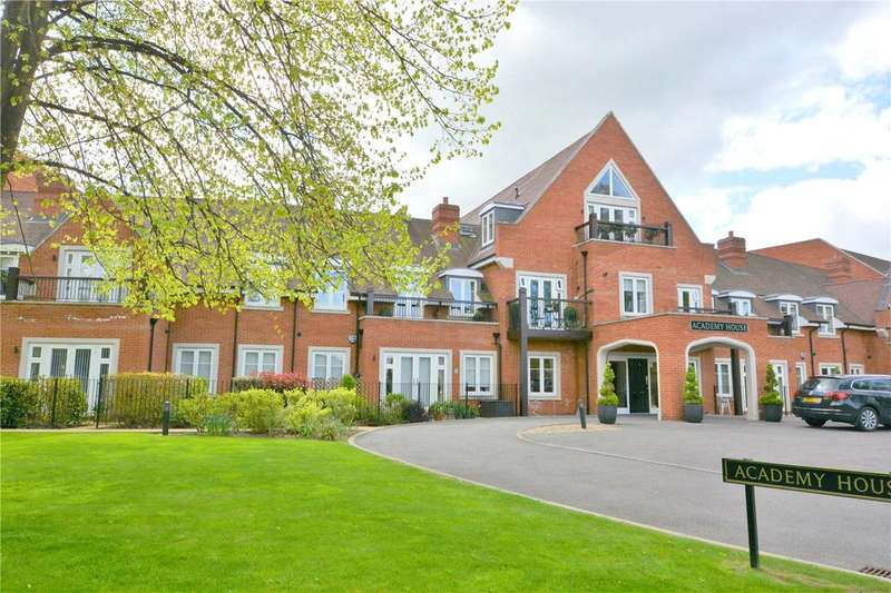 2 Bedrooms Apartment Flat for sale in Academy House, Woolf Drive, Wokingham, Berkshire, RG40