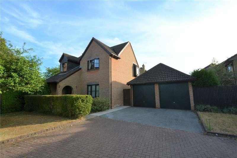 4 Bedrooms Detached House for sale in Deacon Close, Wokingham, Berkshire, RG40