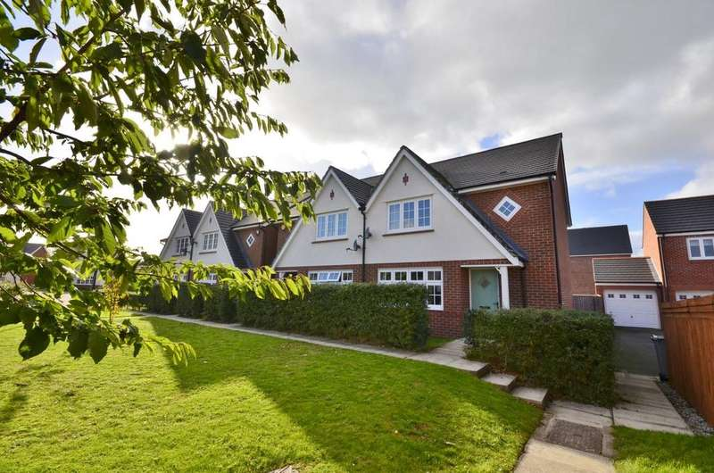 3 Bedrooms Semi Detached House for sale in Over Ashberry, Altrincham