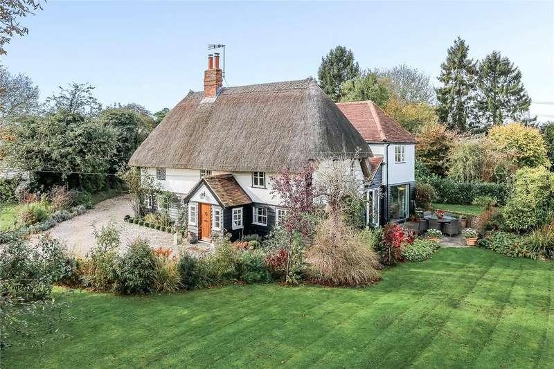 3 Bedrooms Unique Property for sale in Little London, Berden, Bishop's Stortford, Hertfordshire, CM23