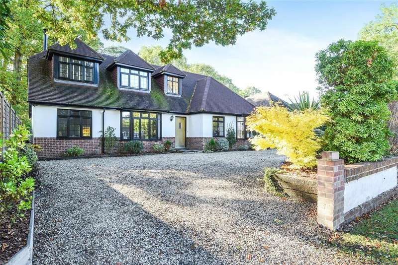 4 Bedrooms Detached House for sale in Brownhill Road, Chandler's Ford, Eastleigh, Hampshire, SO53