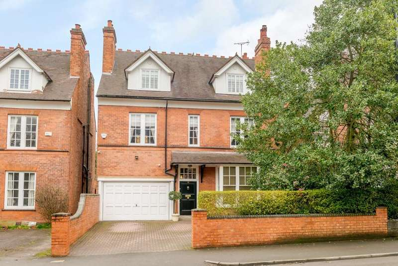 6 Bedrooms Detached House for sale in Rotton Park Road, Edgbaston