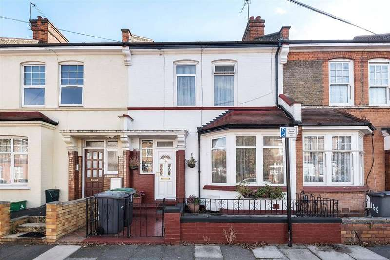 3 Bedrooms Terraced House for sale in Russell Avenue, London, N22