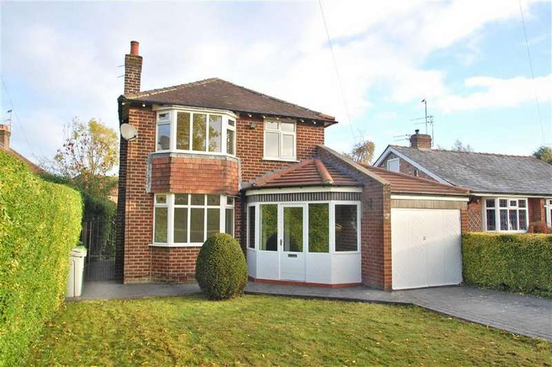 3 Bedrooms Detached House for sale in Sagars Road, Handforth, Wilmslow